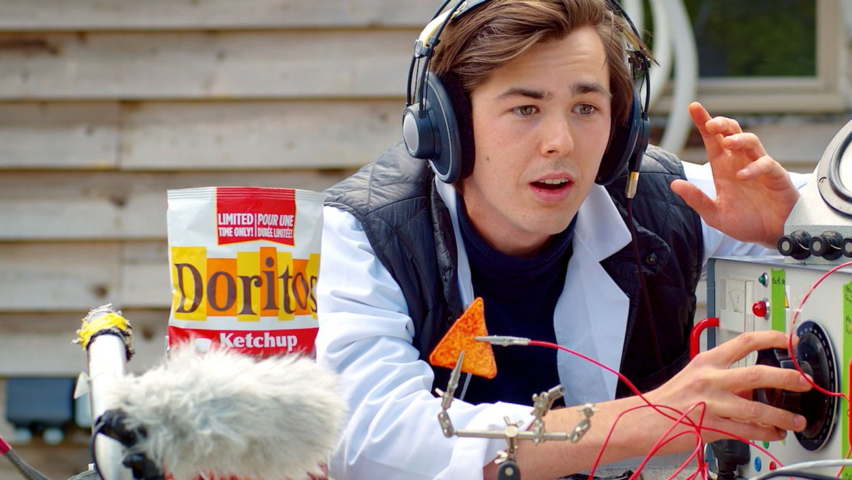Doritos Just Launched A Free Streaming Platform With Original Shows Inspired By Doritos Ketchup Chips