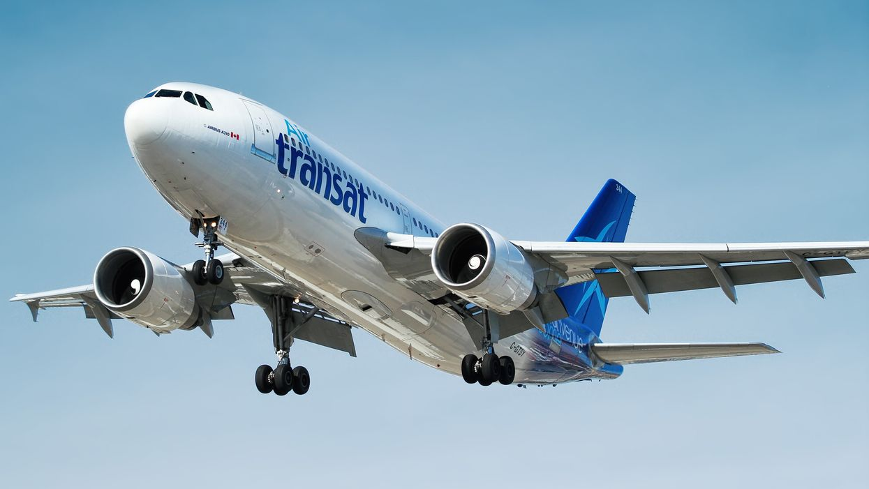 Air Transat Flights Are Resuming In July With 23 International & Domestic Routes