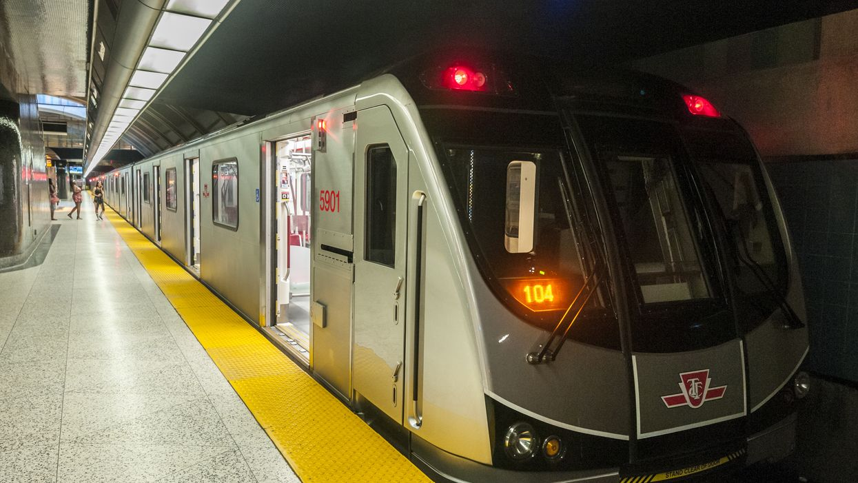 Face Masks On The TTC Are About To Become Mandatory
