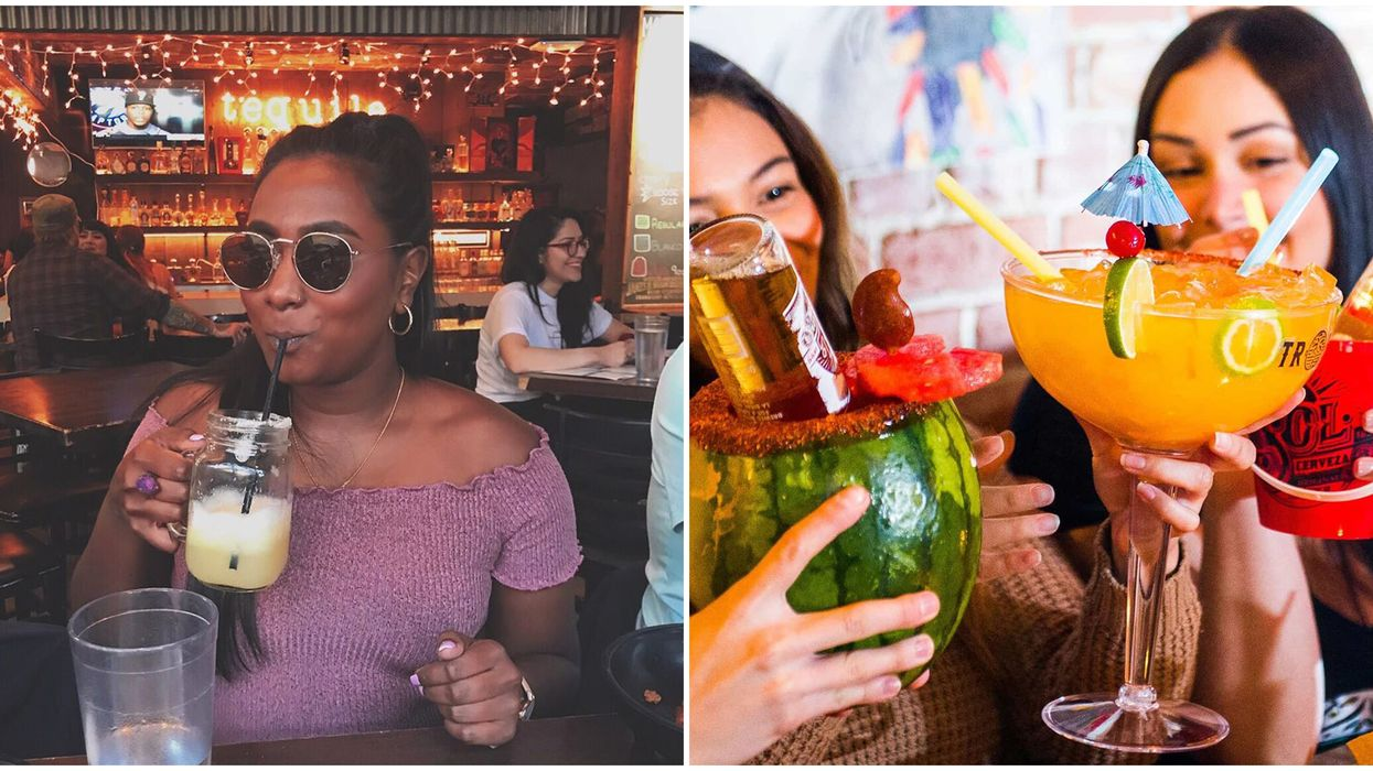 Best Margaritas In Alberta With Patios Open Right Now If You Love Drinks In The Sun
