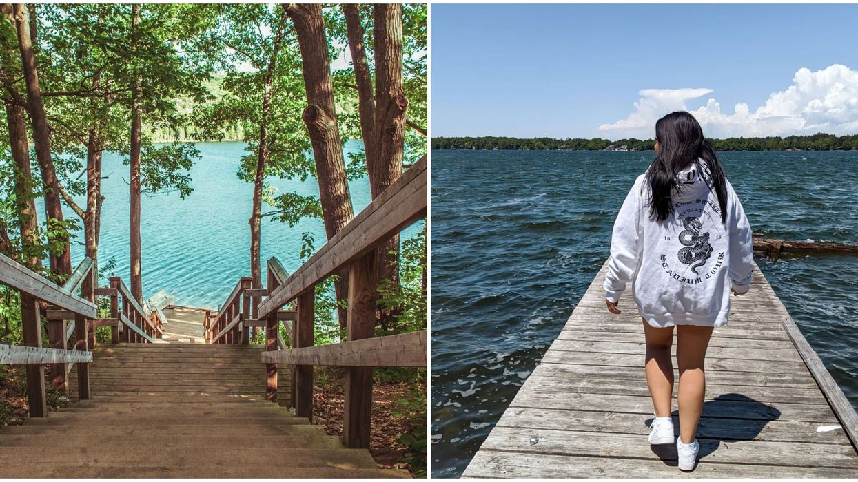 11 Ontario Campsites Near Toronto With Gorgeous Secluded Lakes For You To Discover