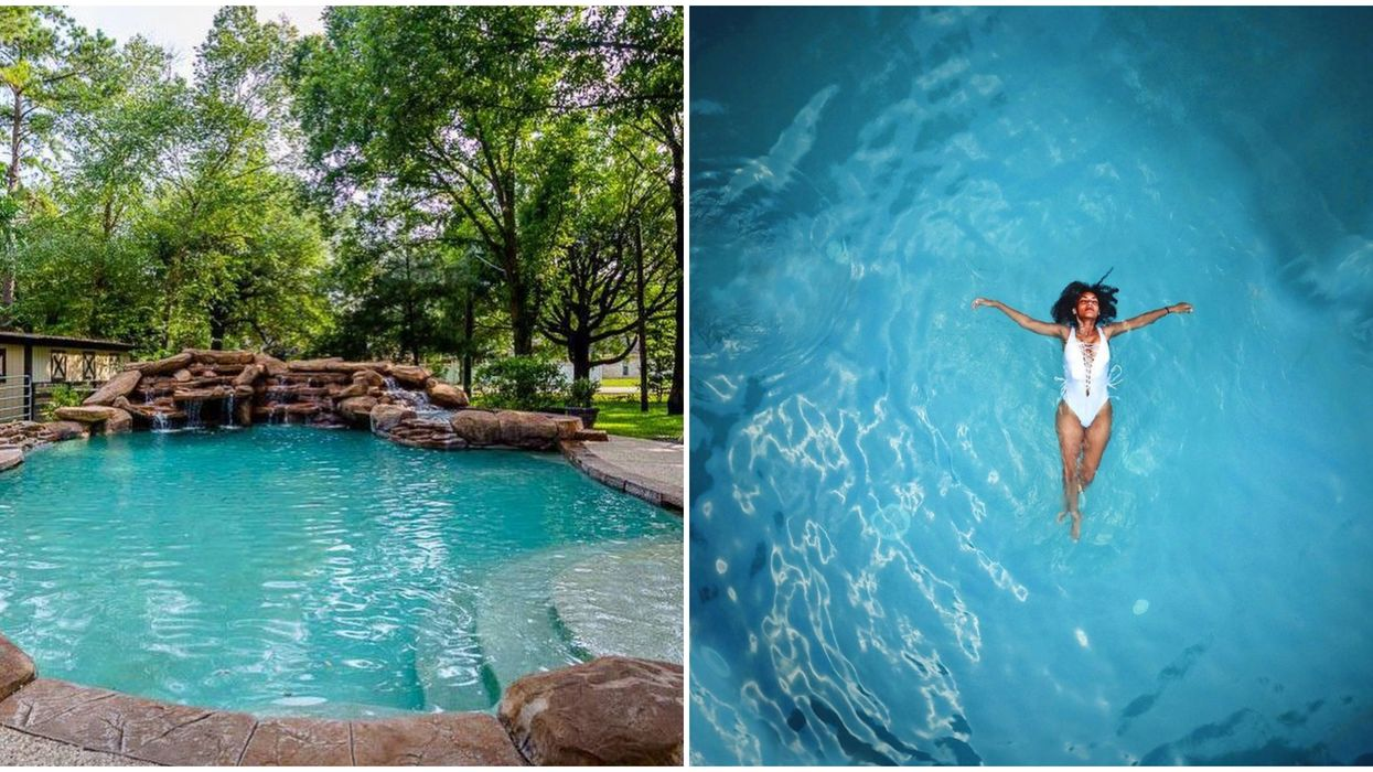 Rent A Private Texas Swimming Pool Using Swimply This Summer
