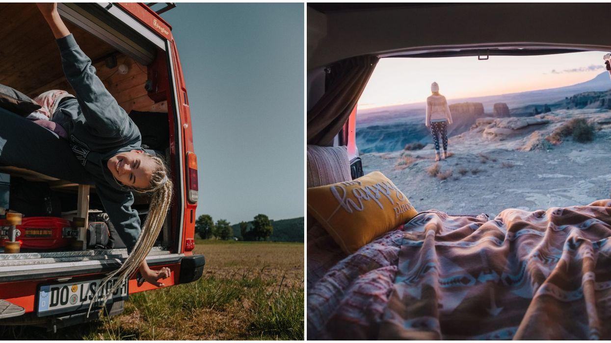 Travellers Autobarn In Las Vegas Lets You Rent Super Affordable Camper Vans