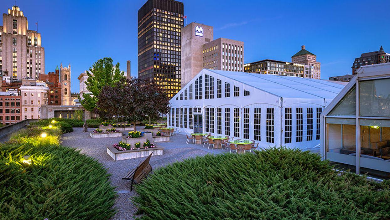 6 jardins exceptionnels sur les toits de Montréal qui rendent le paysage magnifique
