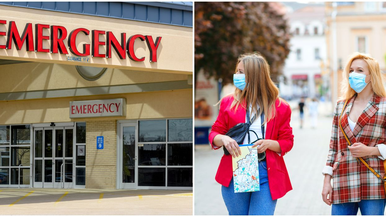 COVID-19 Hospitalizations In North Carolina See An All Time High As Cases Soar