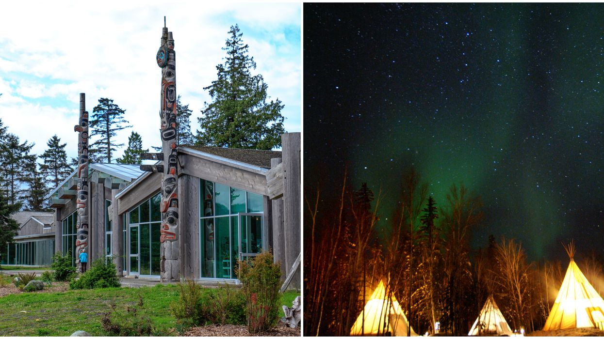 Indigenous Tourism In Canada Is All Over The Country & There Are So Many Businesses To Support