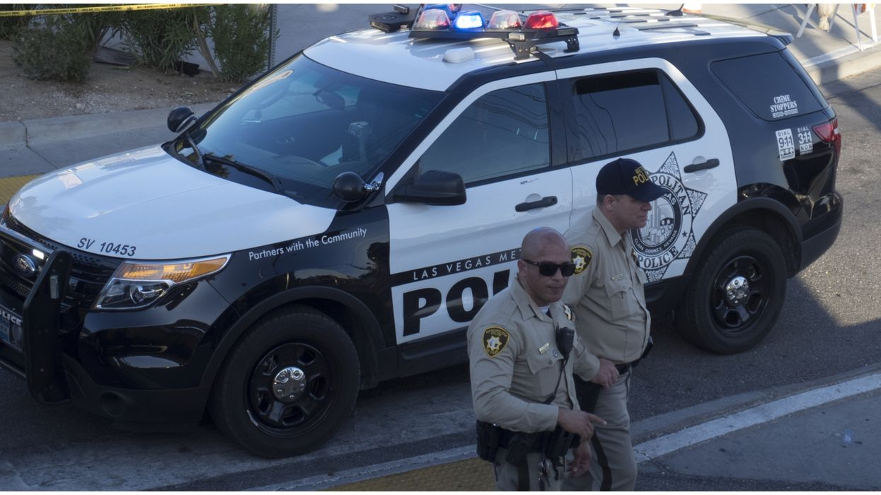 Las Vegas Resident Was Charged With Impersonating An Officer