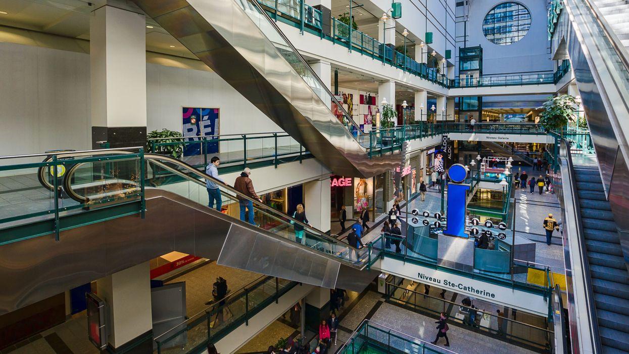 Les centres commerciaux à Montréal rouvriront le 19 juin