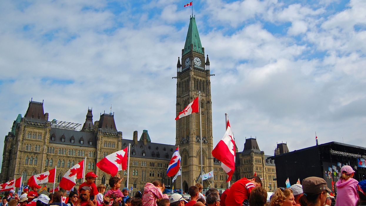 Canada's Virtual July 1 Celebrations Will Include Fireworks & Some Iconic Canadian Tunes