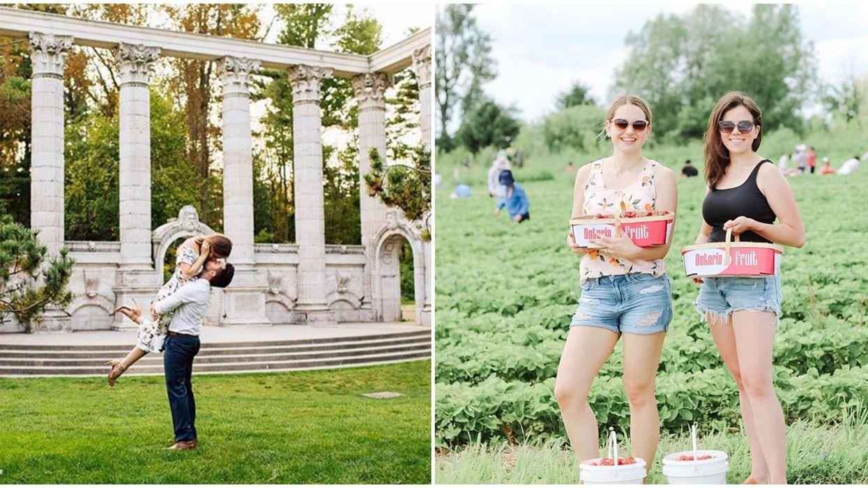Toronto's Secret Summer Date Spots That Will Melt Your S/O's Heart