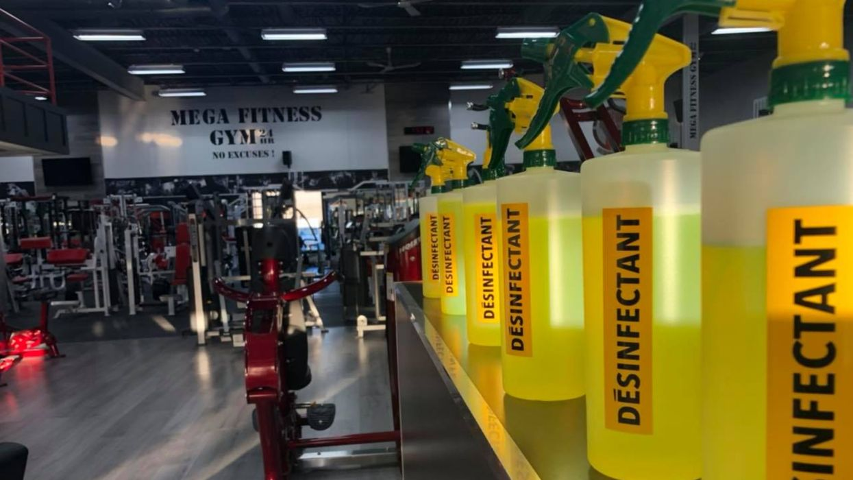 Un gym à Québec rouvre ses portes malgré les indications de la santé publique