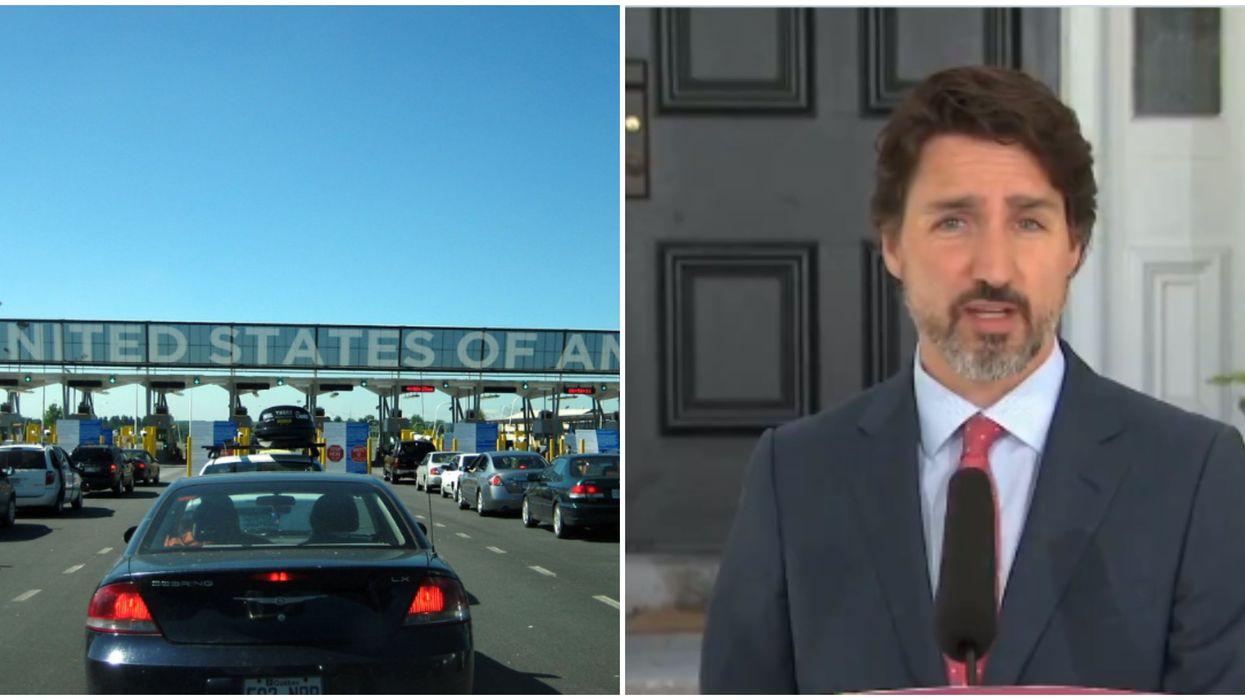 Les frontières entre le Canada et les États-Unis vont rester fermées jusqu'en juillet
