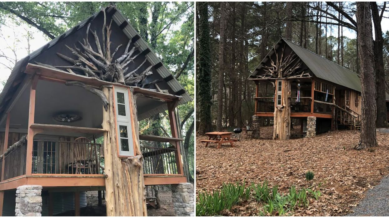 Affordable Alabama Airbnb Rental Lakeside Cabin Is The Pefect Weekend Getaway
