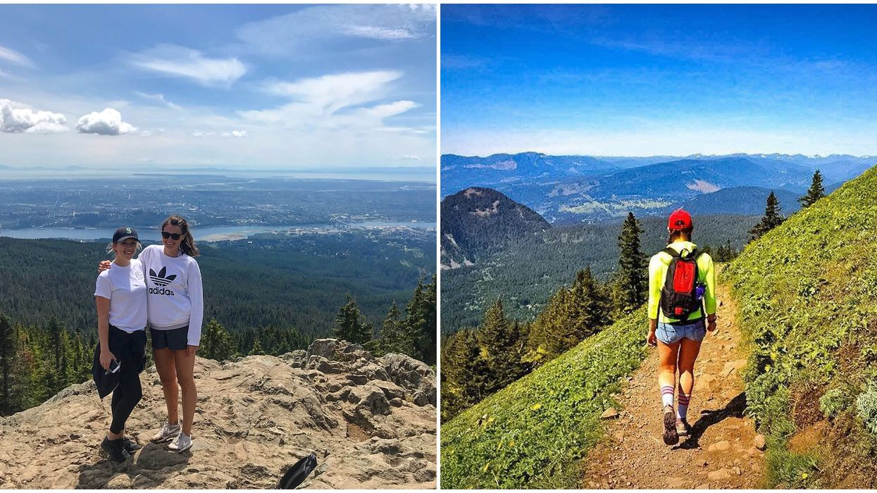 Hike Near Vancouver That Locals Don't Want You To Know About