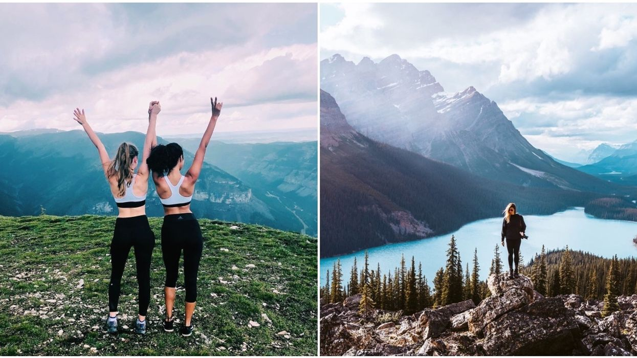 6 Hikes Around Calgary That Are Perfect If You Haven't Moved In Weeks