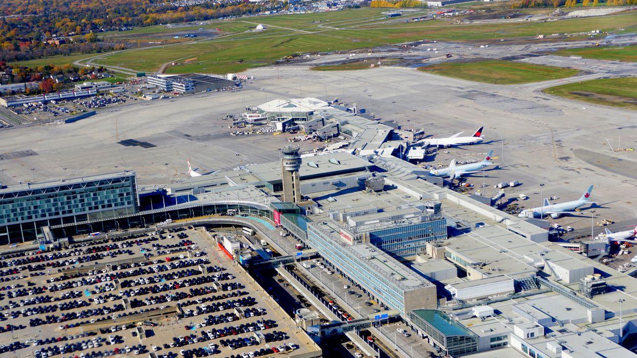Atterrissage d'urgence pour un avion d'Hydro-Québec à l'aéroport de Montréal