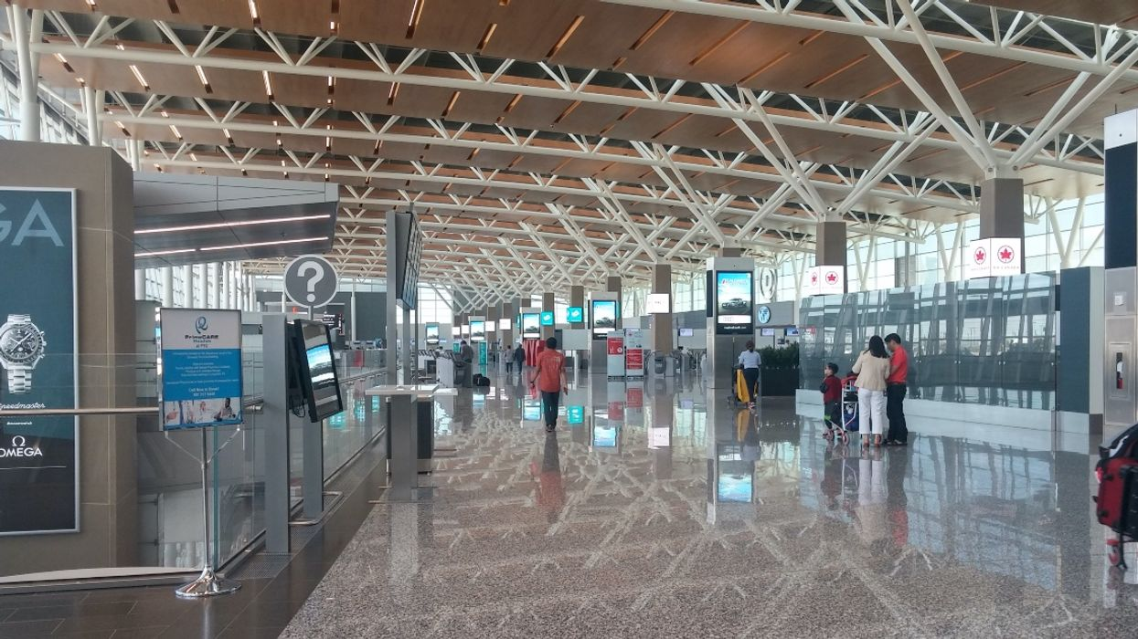 Calgary Airport Makes Masks Mandatory For Everyone As Flights Start Again