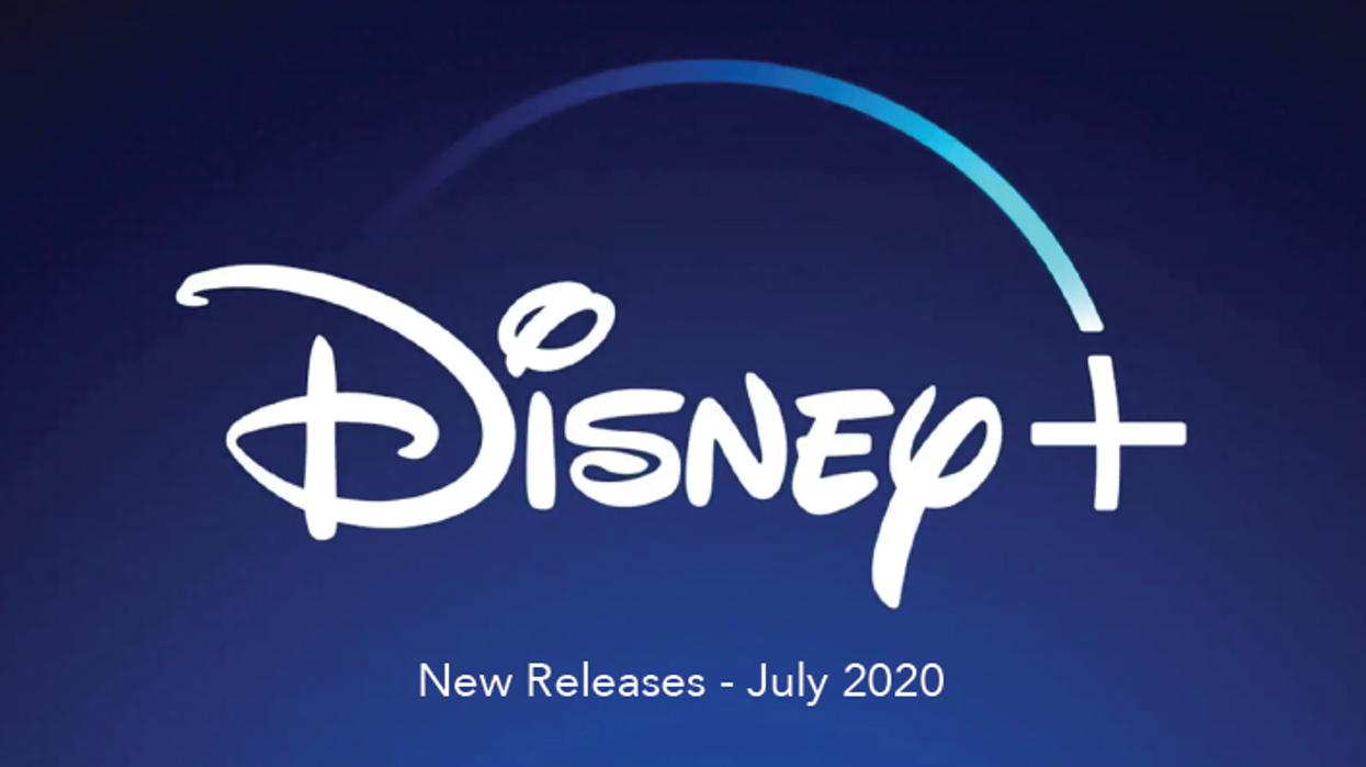 Disney+ July 2020
