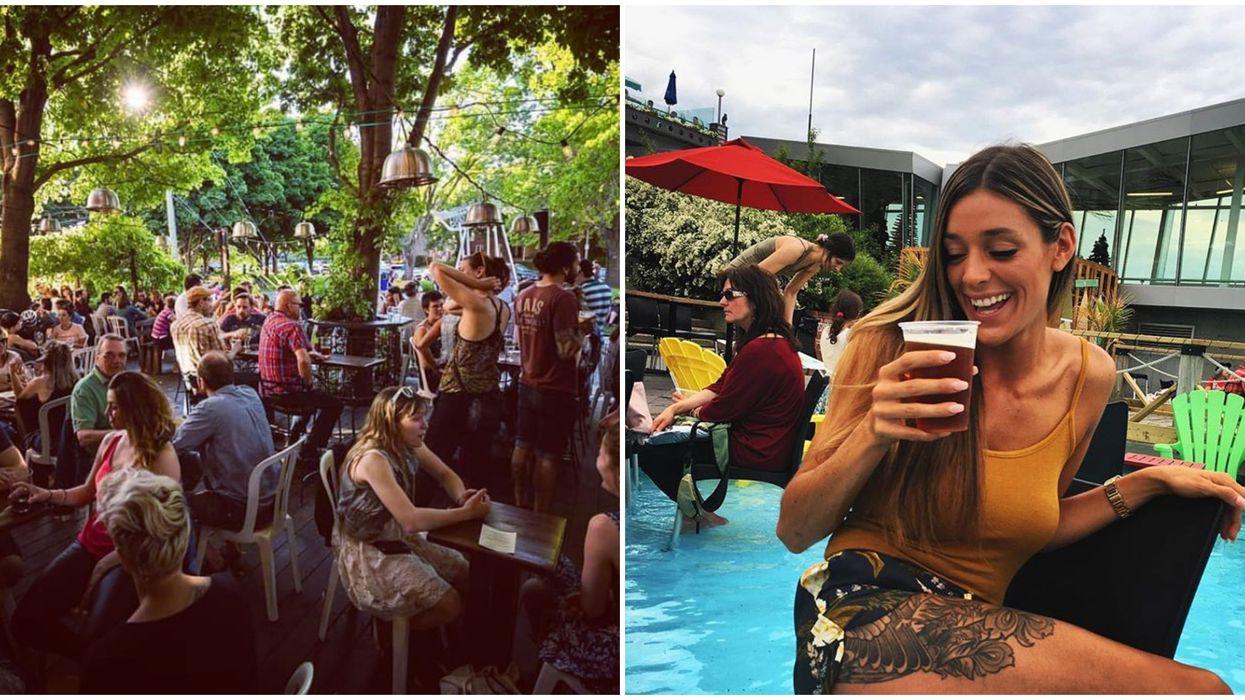 Québec : 8 terrasses où aller prendre un verre cet été