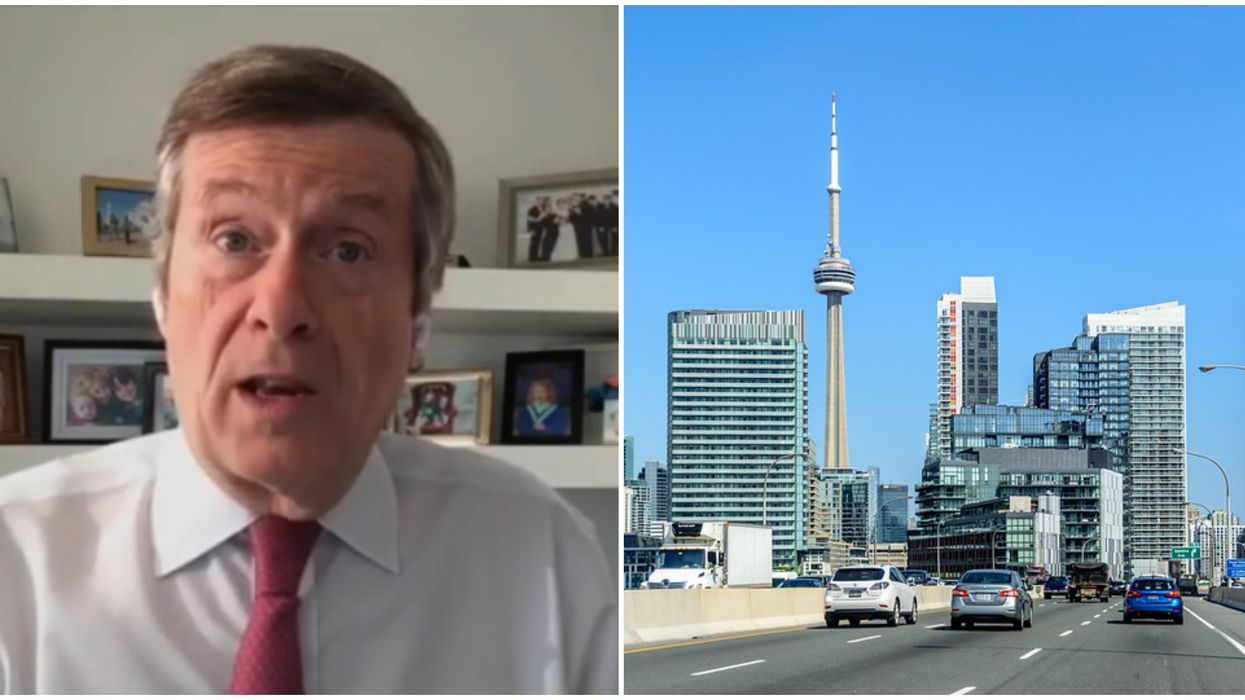 When Will Toronto Move To Stage Two? Tory Says It Could Be Even Earlier Than June 26