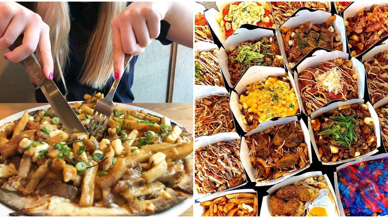 12 Delicious Takeout Poutine Spots In Toronto For The Cheesiest Picnic Date