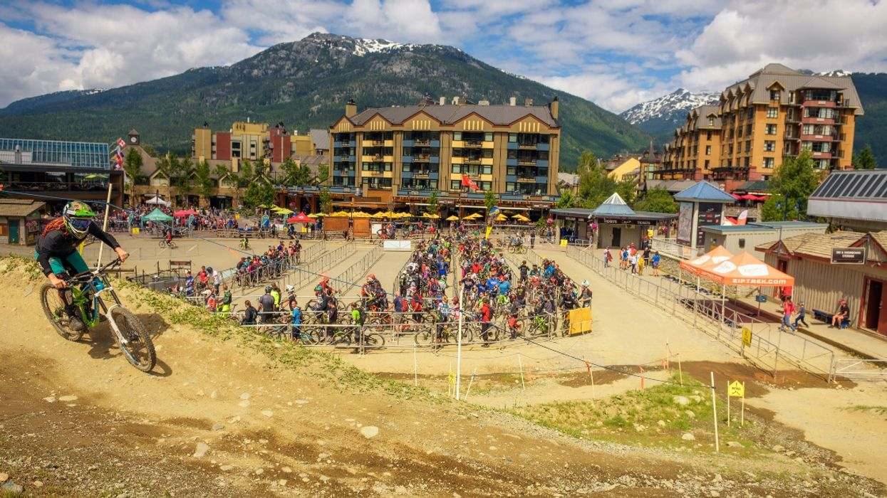 Whistler Is Opening Back Up This Month & You Can Go Mountain Biking Again