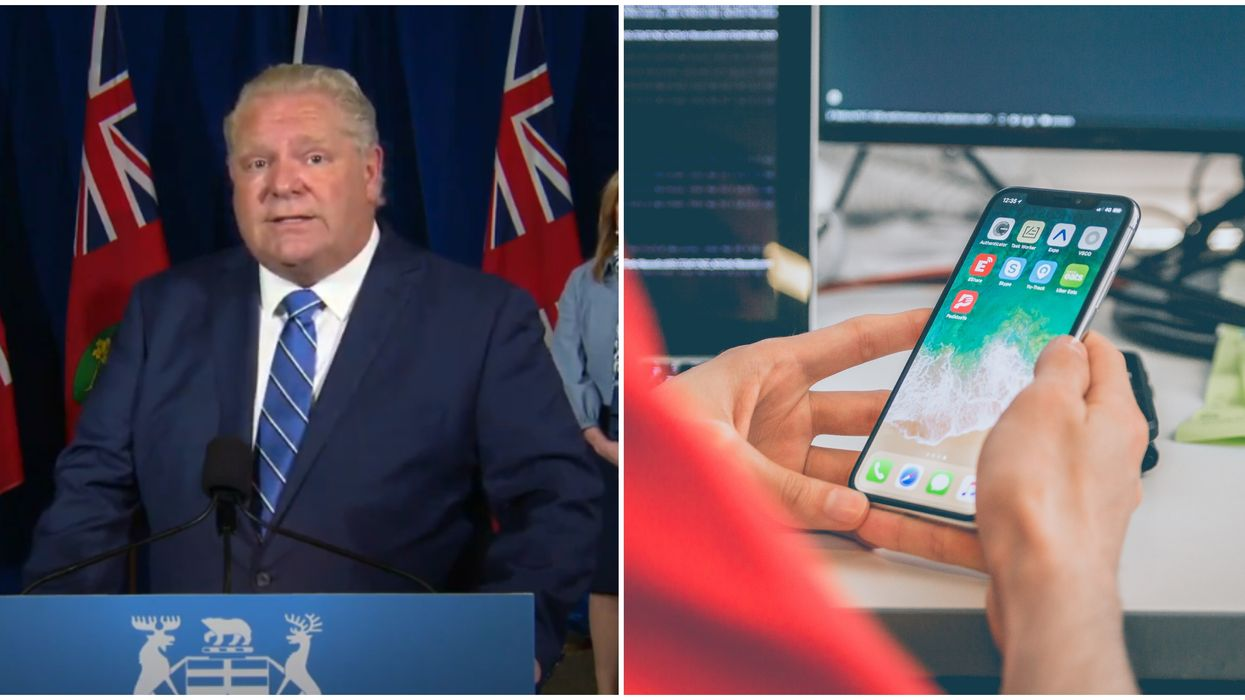 Canada's Contact-Tracing App Launches July 2 In Ontario And Ford Urges Everyone To Use It