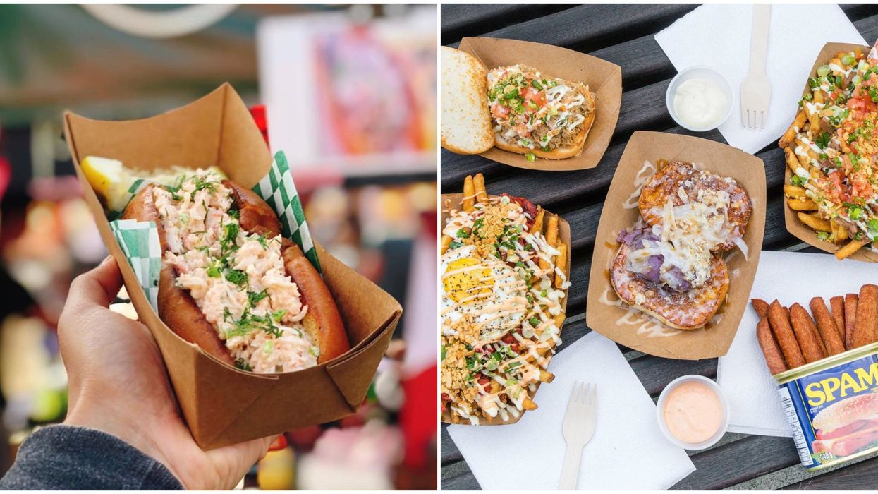 A Socially-Distanced Food Truck Festival Is Coming To Metro Vancouver This Summer