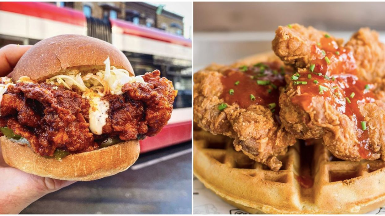 Takeout Fried Chicken In Toronto Is On Offer ll Over The City To Satisfy Your Craving