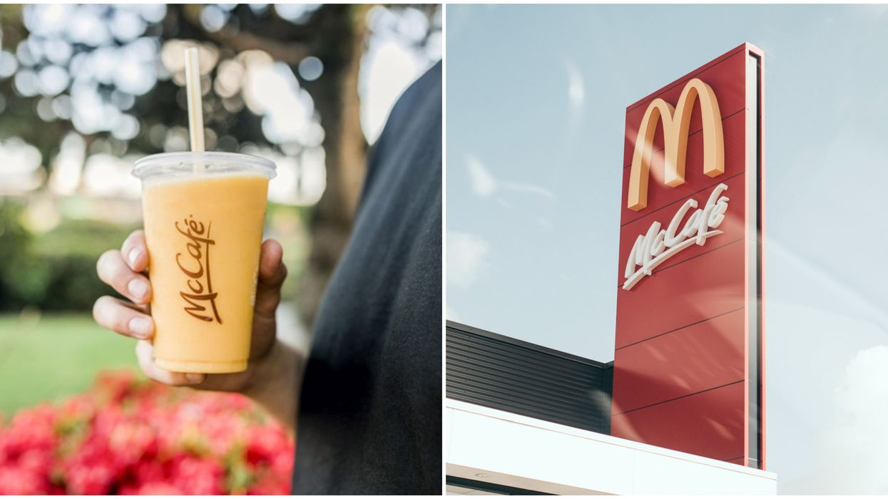 McDonald's Canada Summer Drink Days 2020 Starts On June 29 & Iced Coffee Is Only $1