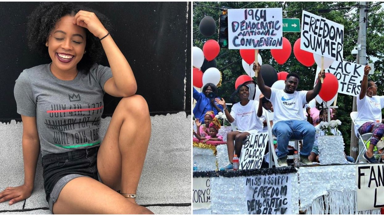 Atlanta Juneteenth Events Will Be Happening All Weekend Long In The City
