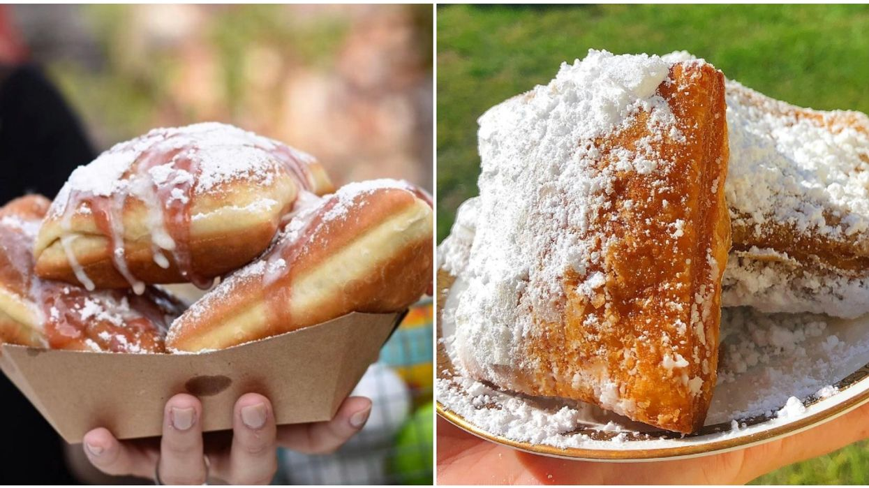 Beignets In Florida Will Transport You To New Orleans
