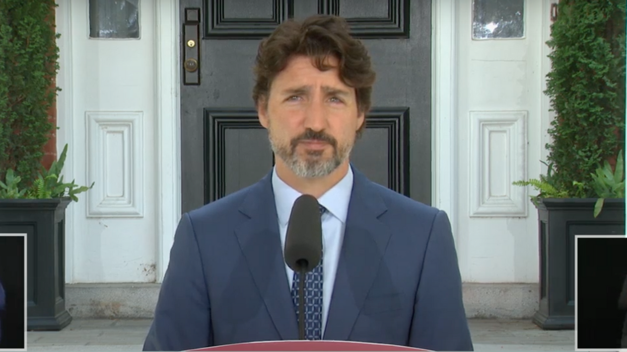 Reopening Canada's International Borders Could Lead To Lockdown Again Says PM