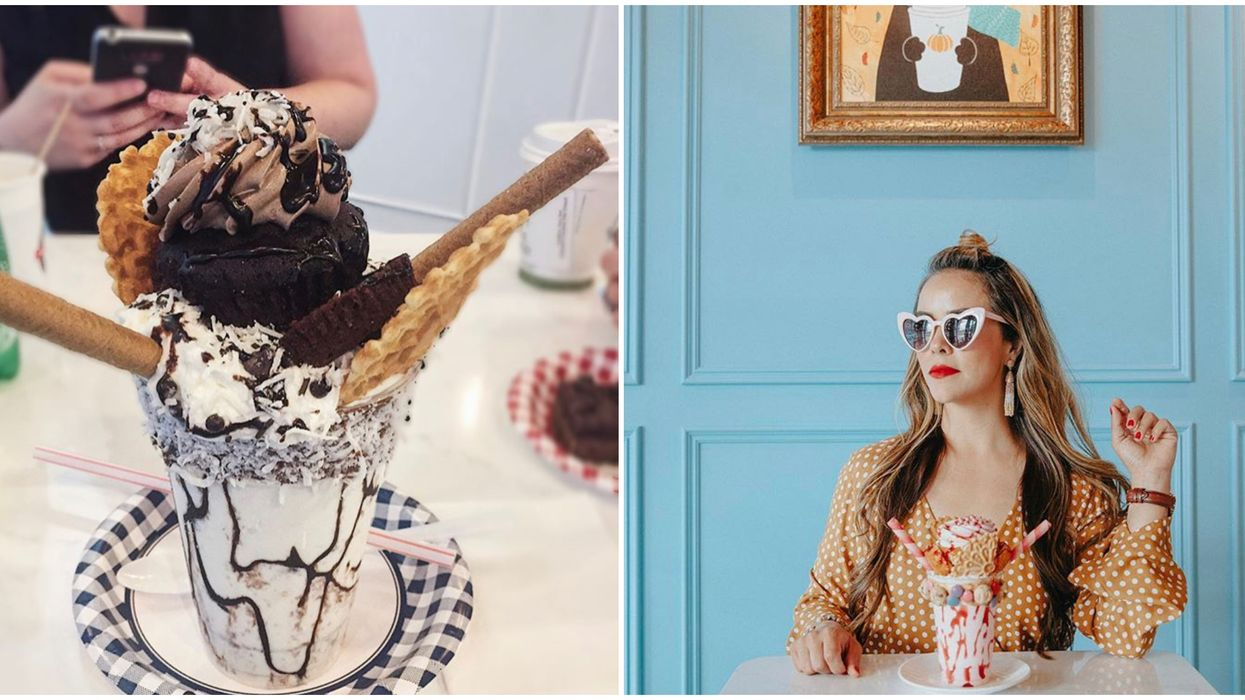 Ontario's Marylebone Milkshakes Will Take Your Summer Sipping To The Next Level