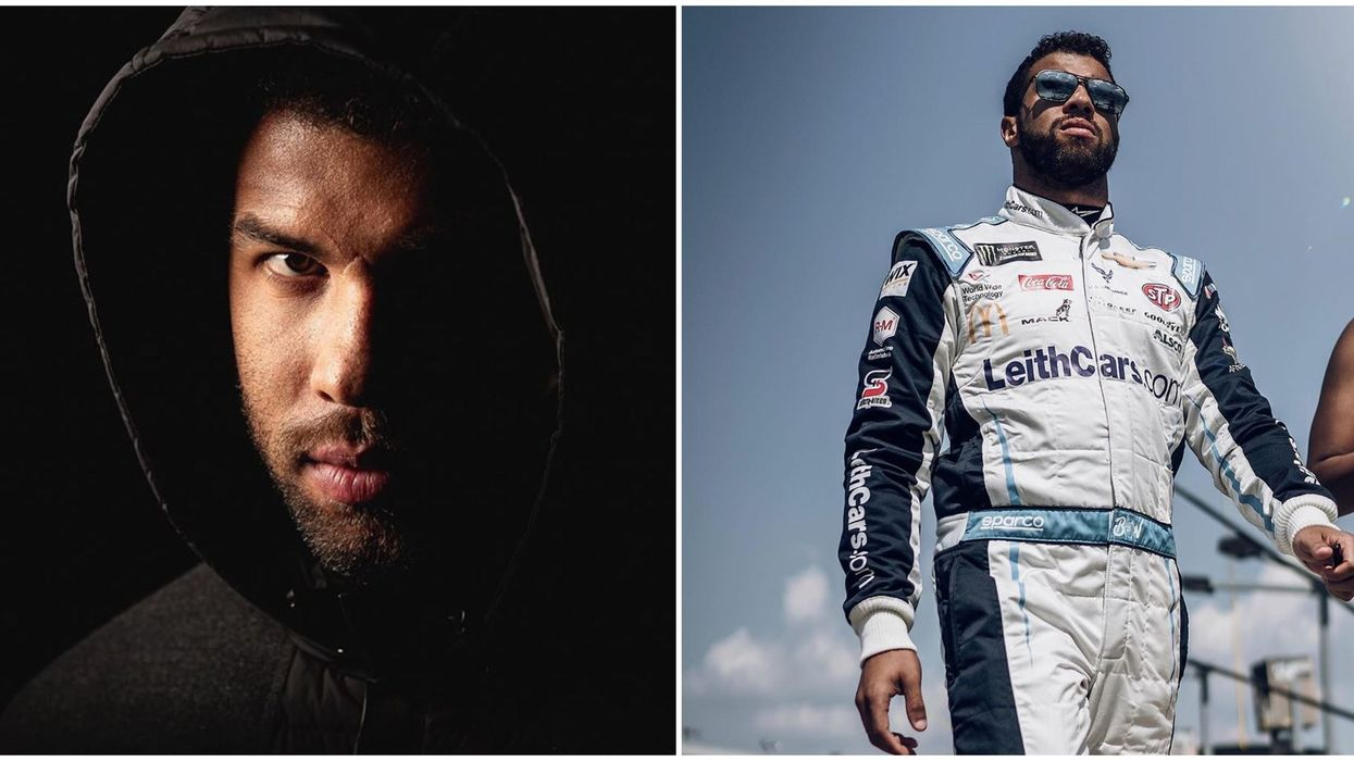 Alabama NASCAR Racer Bubba Wallace Shares Statement After Finding Noose In His Stall