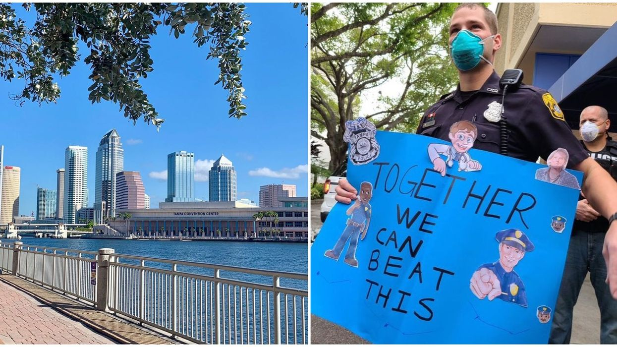 Tampa Bay Hillsborough County Requiring Masks Of All Residents Starting This Week