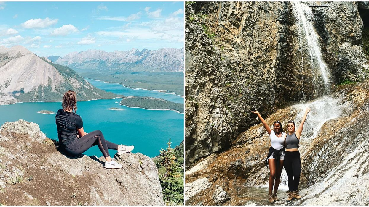 8 Hiking Trails Near Calgary You Need To Hike Once In Your Life
