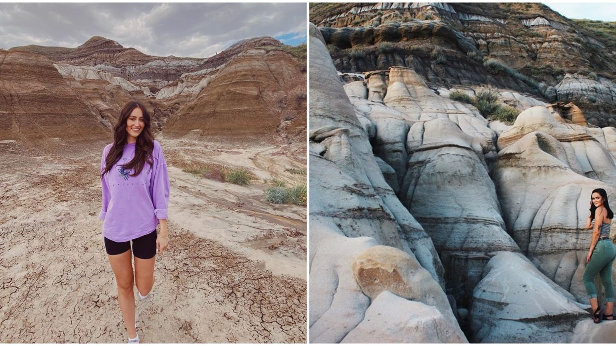 7 Spectacular Boulder Lookouts In Alberta That Are Better Than A Trip To The Grand Canyon
