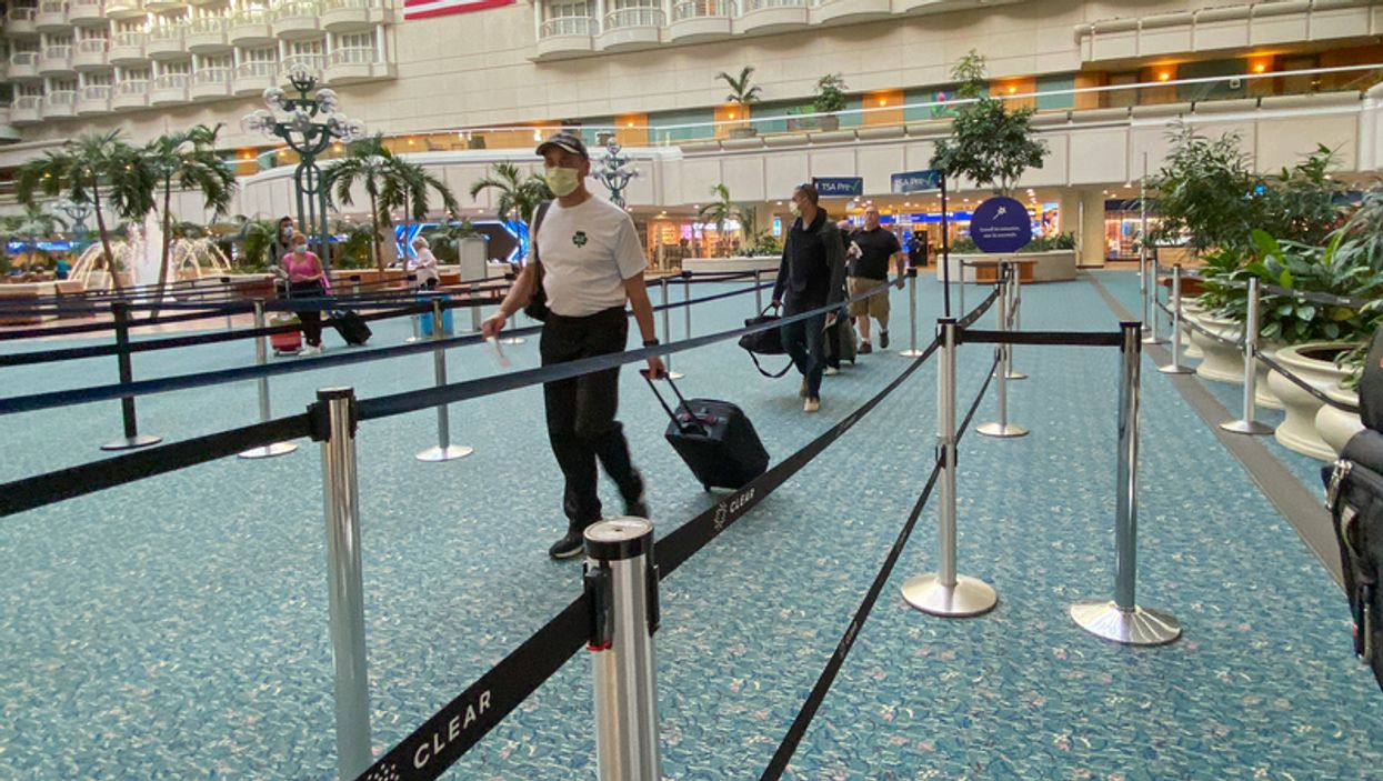 Quarantine On Florida Residents Is In Effect For Those Traveling Up North