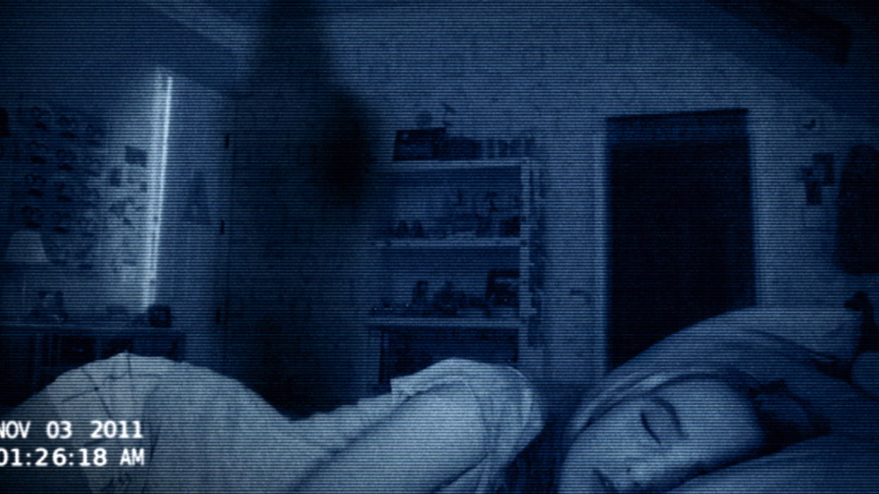 The 'Paranormal Activity' Movies Are Coming To Netflix Canada In July