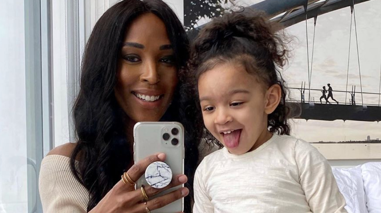 Sasha Exeter Breaks Her Silence With Emotional IG Post About Her Daughter