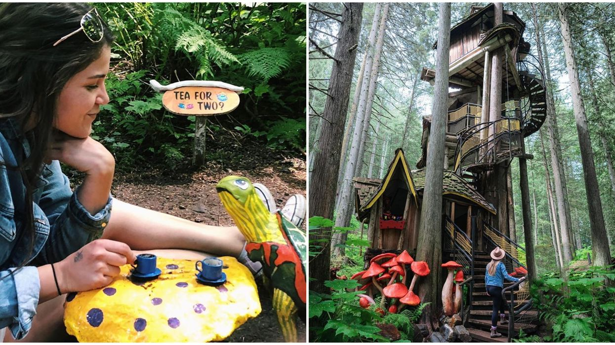 BC's Enchanted Forest Is Reopening For The Summer This Friday & It's Magical
