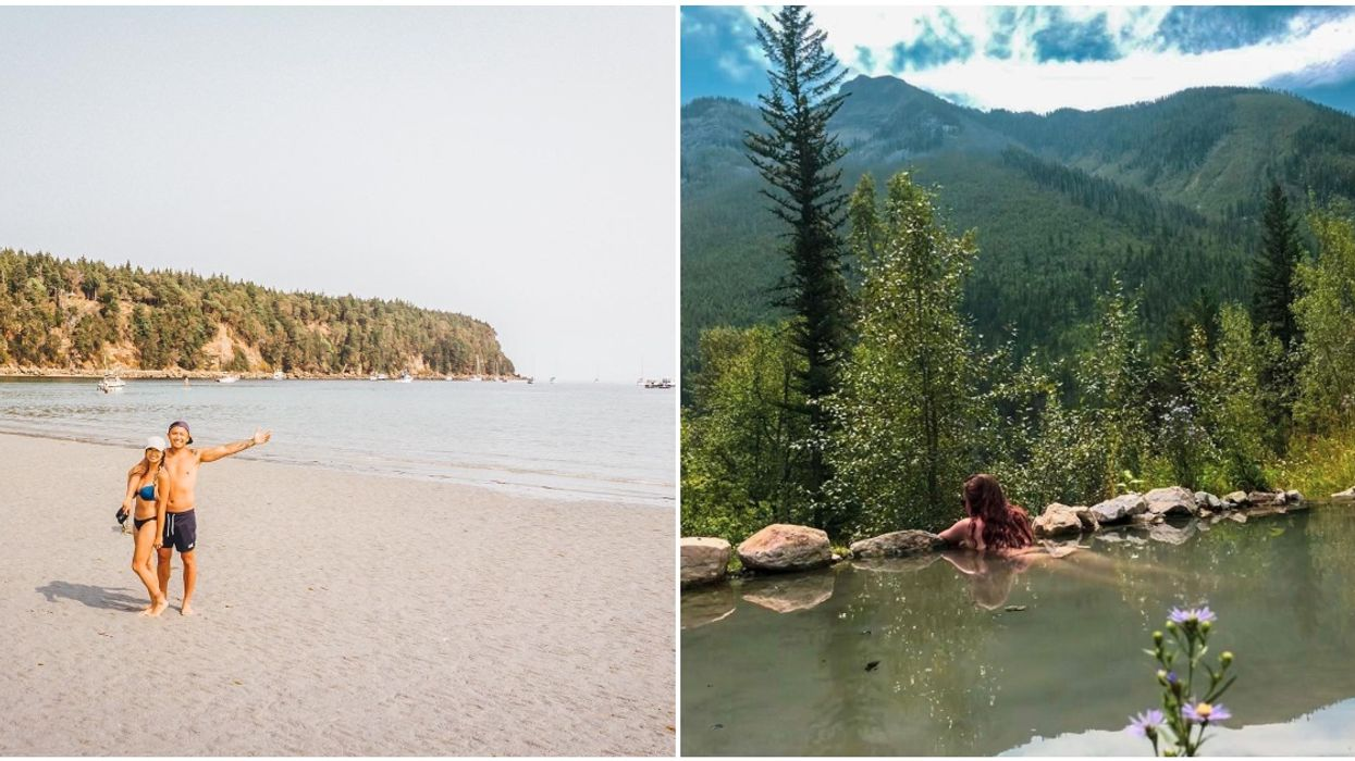 6 Nude Beaches Around BC So You Can Get A Tan Where The Sun Don't Shine