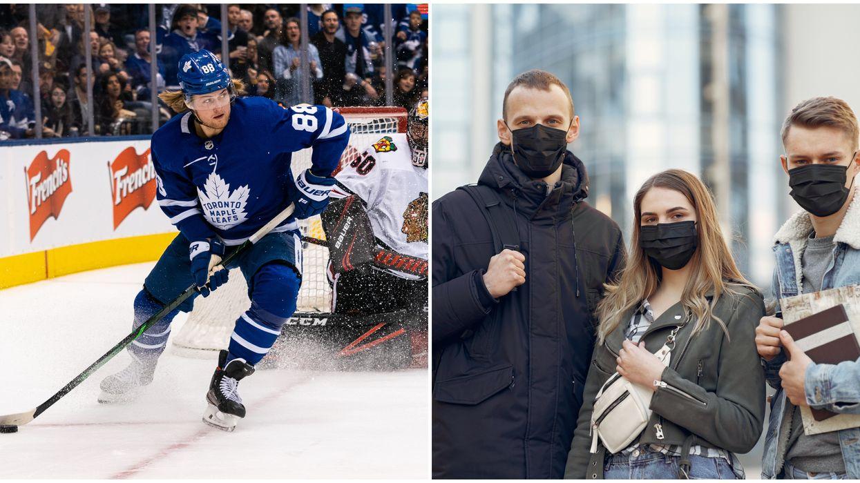Ottawa Public Health Shaded People Who Wear Toronto Maple Leafs Jerseys