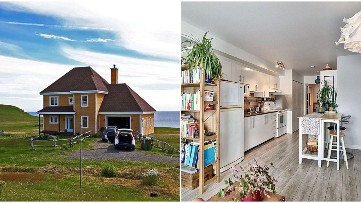 9 propriétés bien situées au Québec à moins de 100 000$ et avec du potentiel