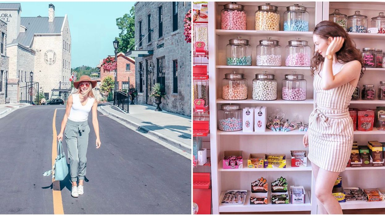 Ontario's Best Shopping Towns Are Perfect For Spoiling Yourself All Summer Long