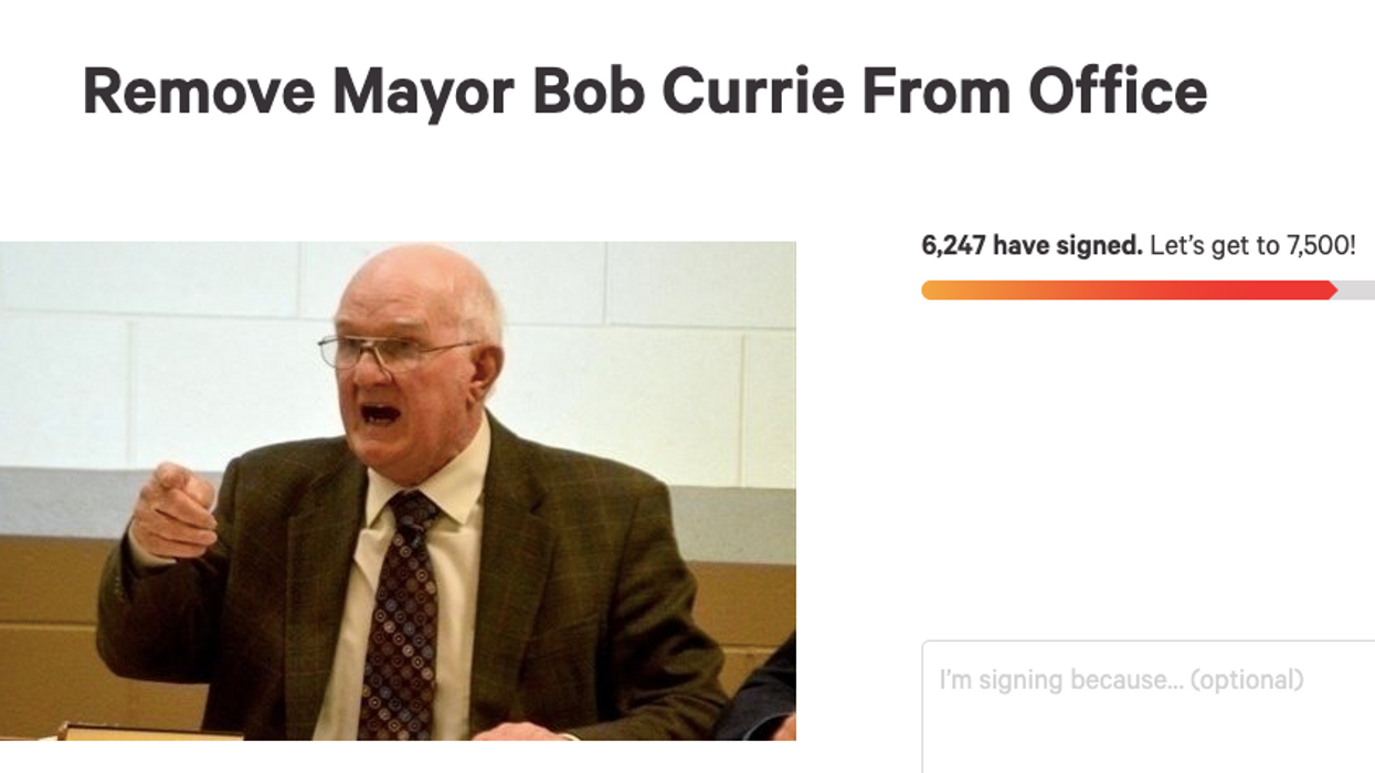 An Ontario Town Is Fighting To Get Their Homophobic Mayor Booted From Office