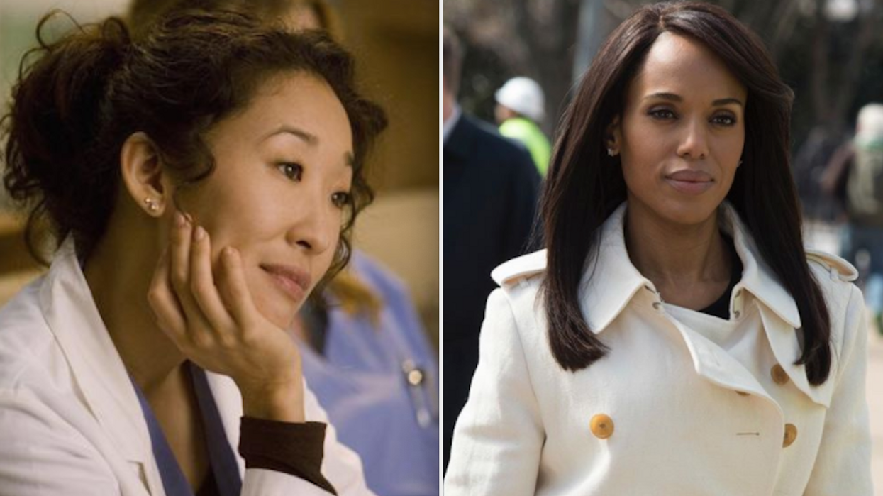 Drama on set!Sandra Oh revealed that she was originally interested in playing Olivia Pope on Scandalbut creator Shonda Rhimes wanted her to stay devoted to her Grey's Anatomy character. The Canadian delved into the details during a recent virtual interview with Kerry Washington who ended up playing the beloved star in the drama.