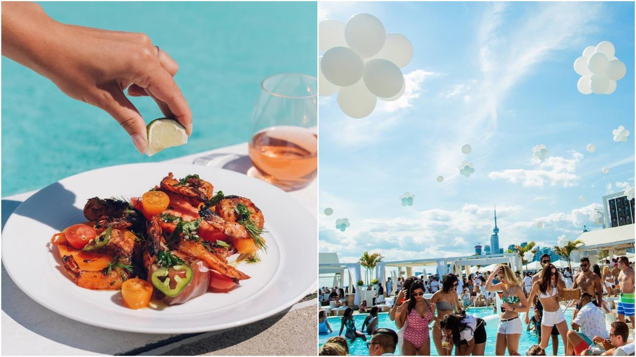 Cabana Pool Bar's New Patio Got 4.1K Reservation Requests In Just 5 Hours