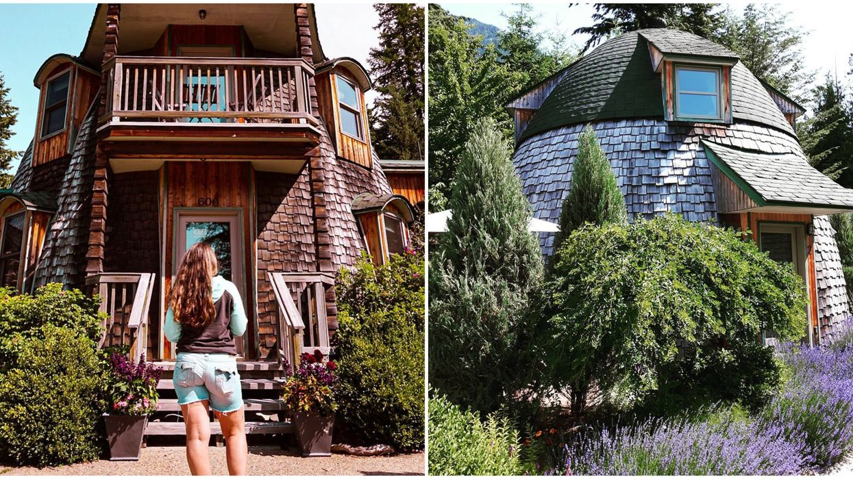 Dome Homes In BC That Are Perfect For Hobbits Make A Great Summer Road Trip